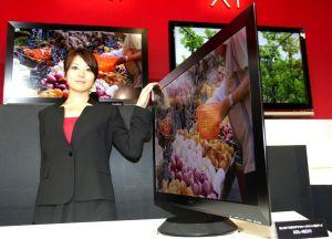Da Sony il monitor più sottile al mondo