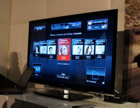 TVHD 3D da Toshiba