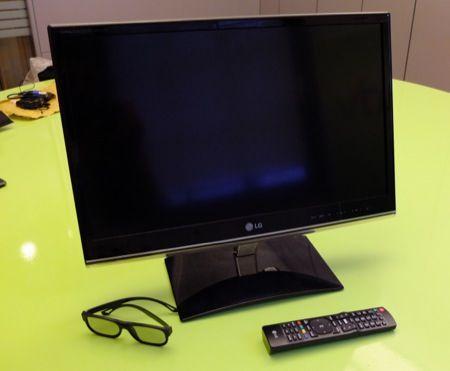 LG DM 2350, TV 3D ad alte prestazioni – 1